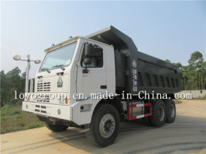 HOWO 60t Dump Trucks, Coal Mine Tipper Tractor Truck pictures & photos
