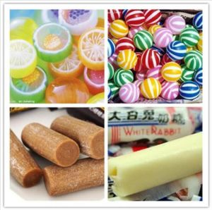 Full-Automatic Double Twist Packing Machine for Candy pictures & photos