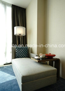 Furniture Hotel 5 Star Modern Teak Wood Hotel Furniture Bed pictures & photos