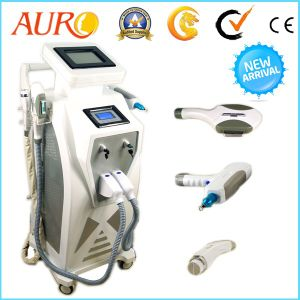 Au-S545 4in1 Opt RF YAG Beauty Machine pictures & photos