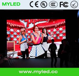 Indoor LED Dispay/P3.9/P4.8/P6.2/ Rental LED Display for Event Show pictures & photos