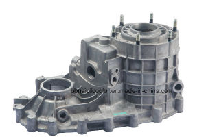 Rear Cover, Gmc Gear Box Housing for Benz Truck pictures & photos