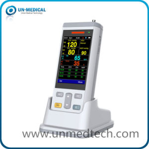Upper Arm Blood Pressure Monitor with Temp for Hospital Use pictures & photos