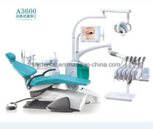 Top Luxury and Multifunctional Dental Chair Equipment pictures & photos