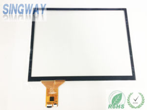 Singway 12.5 Inch Customized Projected Capacitive Touch Screen pictures & photos