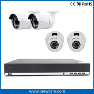16CH 720p Tvi or Ahd or 960h Hybrid Security DVR pictures & photos