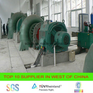 Francis Turbine Generator for Power Plant 1000kw 2000kw Easy Install Lower Noise pictures & photos