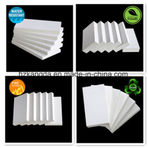 6mm Whitepvc Foam Board From Factory pictures & photos