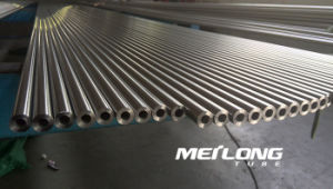 S31603 Precision Seamless Stainless Steel Hydraulic Tubing pictures & photos