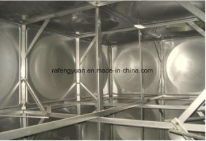 OEM Stainless Steel Water Storage Tank Factory pictures & photos