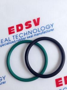 Green Viton/FKM/FPM75 O Ring pictures & photos