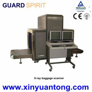 Large Tunnel X-ray Baggage Scanner Machine for Security (XJ10080) pictures & photos