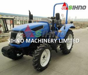 Mini Four Wheel Garden Small Tractor 504 pictures & photos
