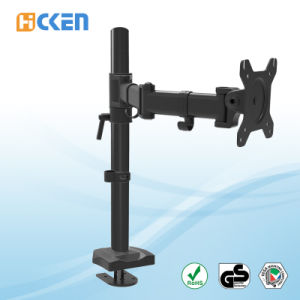 Wholesale Vesa 75/100 Adjustable Computer LCD Monitor Stand HK-D28g pictures & photos