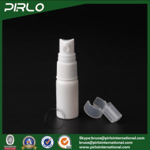 15ml 0.5oz White Color Pharmaceutical Liquid Spray Bottle with Short Nozzle Personal Care Plastic Oral Nasal Spray Bottle pictures & photos