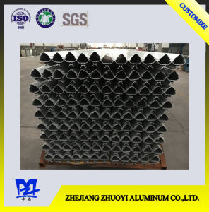 6000 Series Anodized Aluminum Profile for Air Condition, Thermal-Break Aluminum Extrude Profiles A pictures & photos