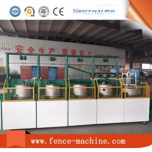Steel Iron Wire Drawing Machine pictures & photos