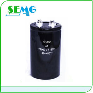 High Quality Capacitor 4700UF100V Screw Terminal pictures & photos