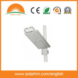 (HM-1230S) 12V30W China Supplier LED All in One Solar Street Light Price pictures & photos
