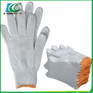Knitted Work Safety Cotton Gloves From Shandong pictures & photos