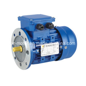 0.16HP, 4-Pole Three-Phase Asynchronous Motor pictures & photos