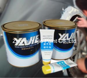 3.5kg / 4kg Brush Method Polyester Car Putty Body Filler pictures & photos