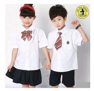 Custom Made Kids School Uniform Primary School Uniforms Kids School Uniform Design pictures & photos
