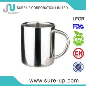 Stainless Steel Inner and Outer Copper Mug / Cup pictures & photos