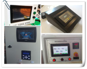Wecon 7 Inch TFT HMI Touch Screen for Automation Control pictures & photos