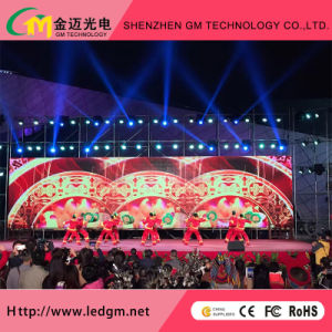 P3.91-16s HD Full Color Rental LED Display for Stage Show pictures & photos