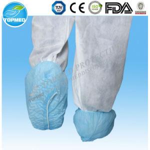 Non-Woven Disposable Antislip Shoe Cover, Nonwoven Anti-Skid Shoe Cover pictures & photos