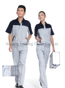 Unisex Poly Cotton Work Clothes for Antistatic pictures & photos