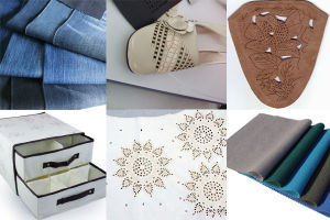 Embroidery Laser Cutting/Engraving Machine/Laser Engraver pictures & photos