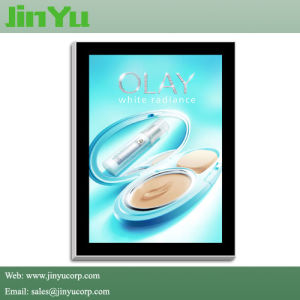 45mm Double Side Slim Magnetic Light Box pictures & photos