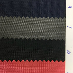 Polyester Jacquard Oxford Fabric with PVC Coating pictures & photos