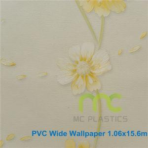 Decorative PVC Vinyl Wallpaper, New design pictures & photos