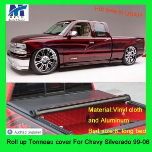 Hotable 100% Matched Pickup Bed Covers for Chevy Silerado 99-06 8′ pictures & photos