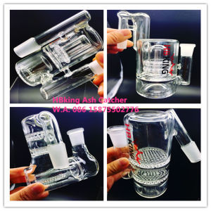 Glass Smoking Pipe Female to Male Portable Ash Catchers pictures & photos