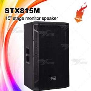 Stx815m 15inch Stage Equipment Professional Loudspeaker pictures & photos