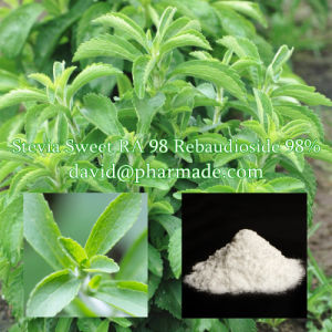 Steviasweetener Ra 98 Rebaudioside 98% Narutal Stevia Extract Powder pictures & photos