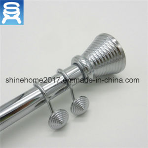 """Hotel or Household 42-72"""" Excellent Bathroom Shower Curtain Rods/Shower Curtain Rod pictures & photos"""