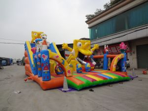 Inflatable Big Water Slide for Adults and Kids pictures & photos