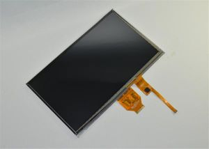 10.1 Inch Customized Capacitive Touch Screen with TFT LCD Module for Medical Device Application, High Brightness pictures & photos