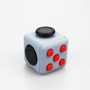 Wholesale Anti-Stress Toy Fidget Cube Six Sides Release Stress Fidget Spinner for Kids pictures & photos