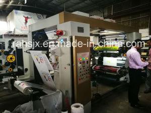 PVC Film 4 Colors Flexo Printing Press Machine (YT-41200) pictures & photos