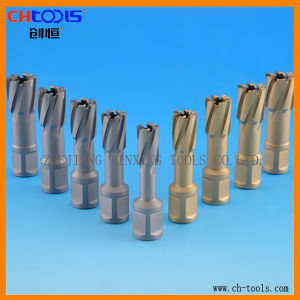 Weldon Shank Version P Tct Core Drill pictures & photos