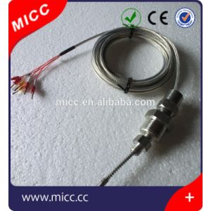 Micc Ss316 PT1000 Rtd Sensor Assembly Thermocouple pictures & photos