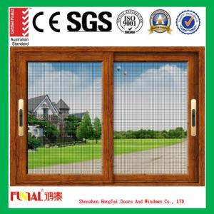 Construction&Decoration Aluminum Sliding Windows pictures & photos