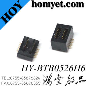 0.5mm Pitch Board to Board PCB Btb Connector pictures & photos