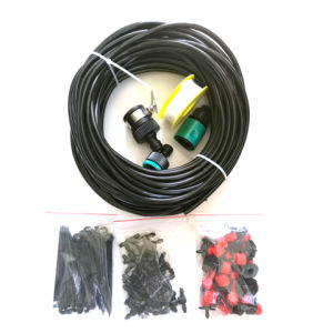 Agriculture Vegitable Drip Irrigation Kit for Balcony, Patio pictures & photos